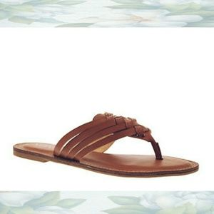 SOLD   XOXO sandals